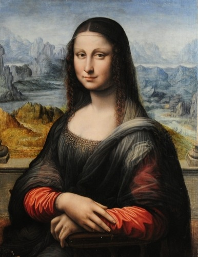 The Mona Lisa's Twin Painting discovered. blows my mind.