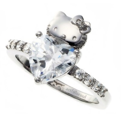 artfulseoul:  artfulseoul  the cutest engagement ring I have seen yet….