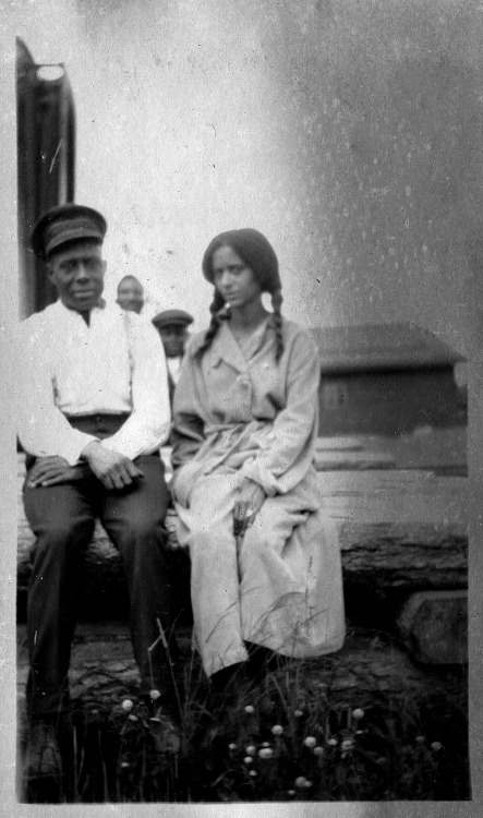Stolen Moment Early 1900's ©WaheedPhotoArchive, 2012