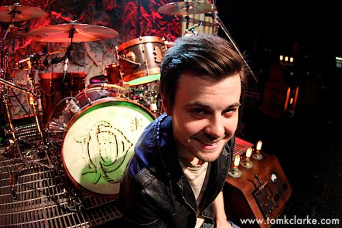 Spencer Smith for SJC Drum