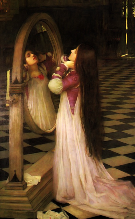 fuckyeahpreraphaelites:  Mariana in the South by John William Waterhouse