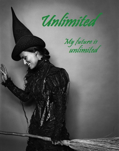 muslimdragqueen:  Unlimited. My future is unlimited.