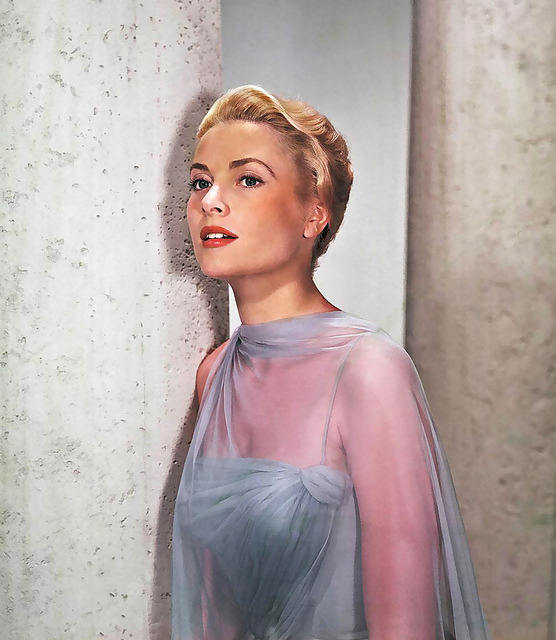 elektrotacker:  … Grace Kelly by x-ray delta one on Flickr.