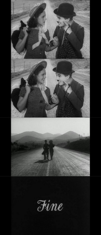 Modern Times,1936 (dir. Charlie Chaplin) By eyes-less