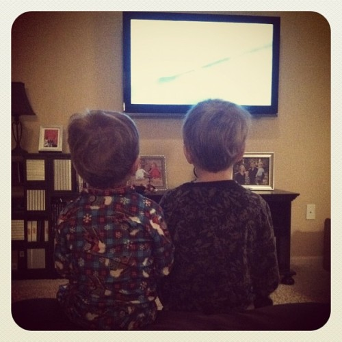 Brothers :) (Taken with instagram)