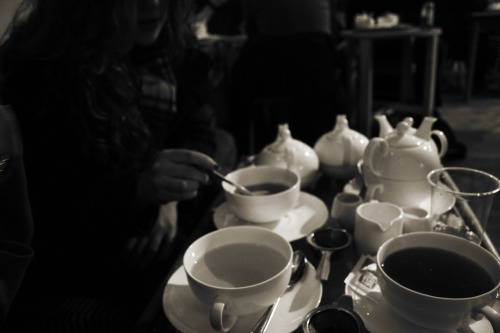 define-euphony:  Yumchaa, Camden, London.  This is my favourite place.