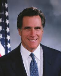 First Nevada caucus results show Romney with big lead. Read more