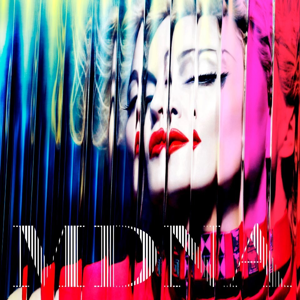 oliveryu:  I absolutely love Madonna's new album's artwork!