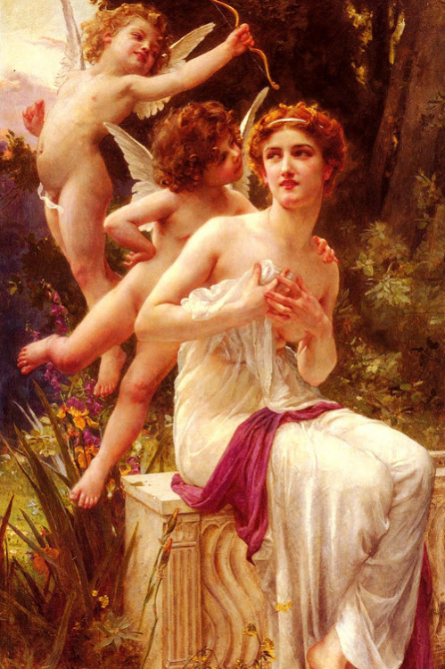 love's advances - guillaume seignac  <33
