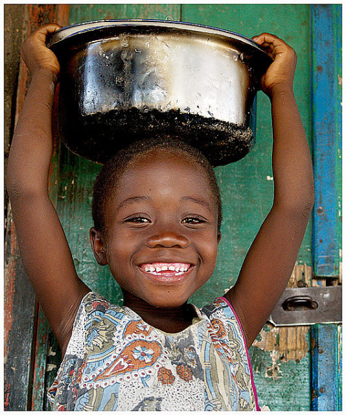 Chirombo Girl by gunnisal on Flickr.