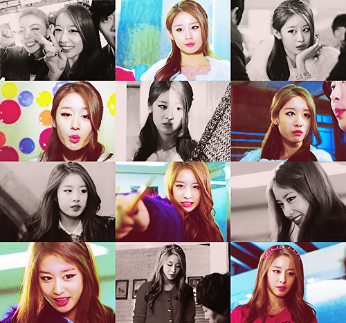 Favourite Screencaps of Jiyeon in Dream High 2 - EP2