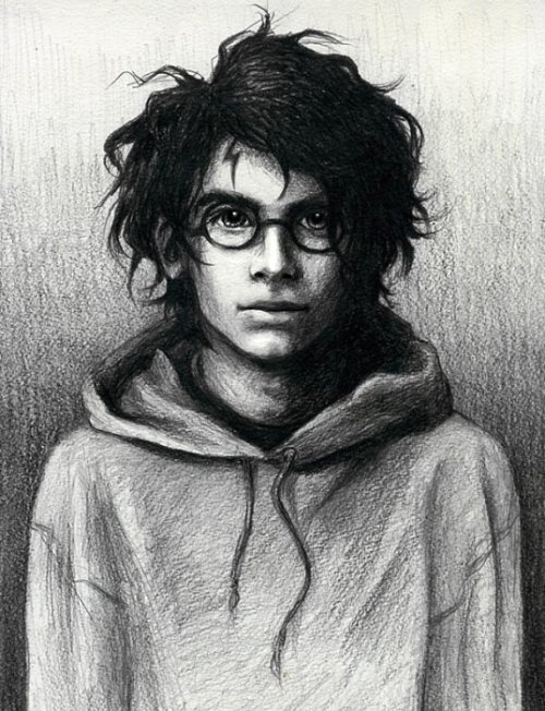 Harry Potter by ullakko