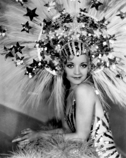 "via maliciousglamour:  Alice White, ""Show Girl in Hollywood"", 1930Photographer: Elmer Fryer"
