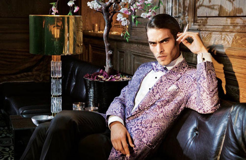 contemporarydandy:  Jon Kortajarena  Wow.