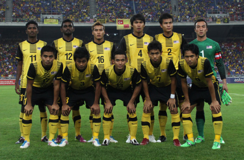 Tonight : Bahrain vs Malaysia , 2012 Olympic Qualifier  . Bahrain National Stadium Support Our National Team ! Malaysia !