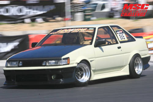 More of the awesome Look King 2 door corolla