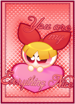 teacupballerina:  PPG Valentine: You are my Everything Nice by *JKSketchy GID GIDJGG FUCK I DIED I DIED I DIED HOW CAN ANYTHING THIS CUTE EXIST FUCK SHIT FSDFGDAFA