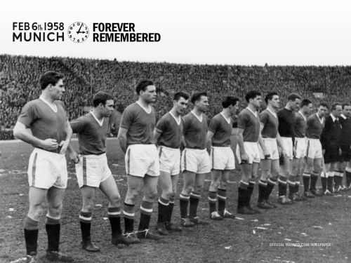 The Busby Babes played their last game against Red Star Belgrade