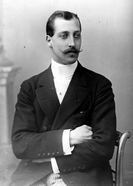 Prince Albert Victor, Duke of Clarence and Avondale [1864-1892]