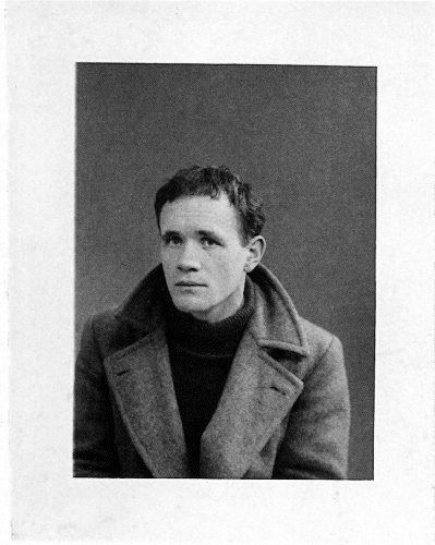 Amazing image of Jean Genet, such a thug face! Amazing sweater and wow - the coat! So inspired by this image..