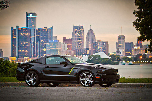 carpr0n:  Entering stage 3 Starring: Ford Mustang Roush RS3 (by Beast 1)