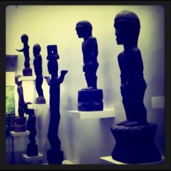 The Ifugao folk. Bencab museum (Taken with instagram)