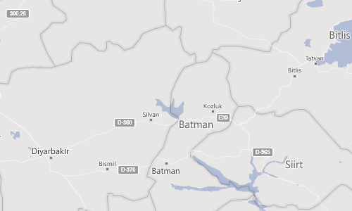 Batman is a Turk. (Especially with Facebook's custom Bing rendering.)
