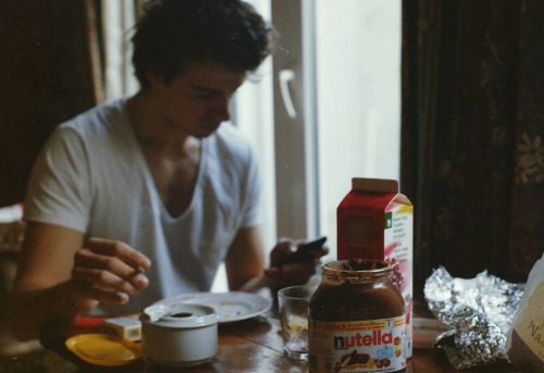 Nutella Addiction {by coffeestainsandcigarettes}