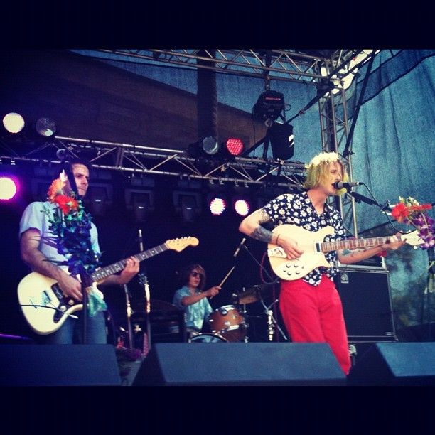 #Girls #laneway husband material (Taken with instagram)