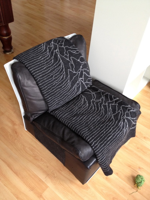 vitsoe x undercover x unknown pleasures