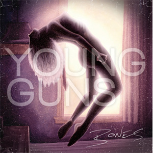 Banquet Records are selling the new Young Guns album 'Bones' for just £6.99!! BARGAIN, this is for the first week of release only, so click the picture to get involved!