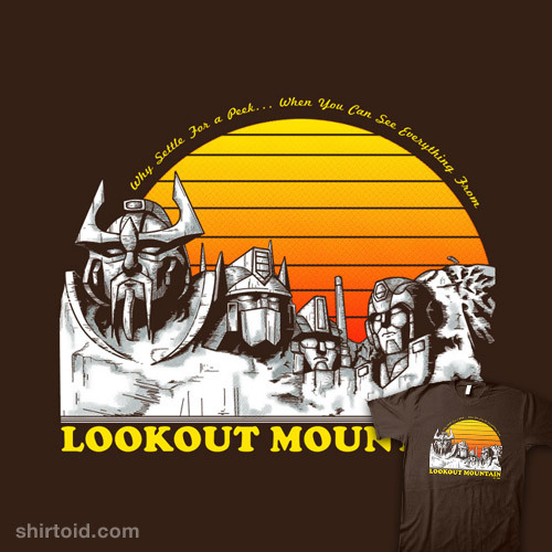 Lookout Mountain available at WeLoveFine Shop