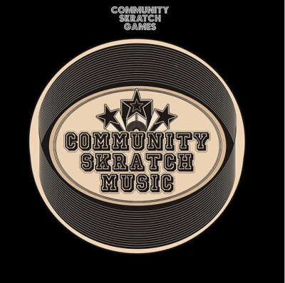 Download: Various [community skratch music Volume 1] - Creative Commons license: Attribution-Noncommercial-No Derivative Works 3.0, rap, hip hop, oddities other sorts of free goodness.