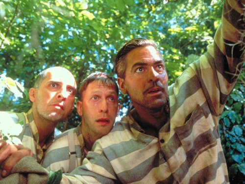 O Brother Where Art Thou? was the first Coen Brothers film that I saw, in the cinema with my parents, when I was about 13 years old. Since then I've seen all of their other movies and I consider them to be high on the list of my favourite film makers, but I think this is still my favourite of their films. Maybe not the best objectively, but the one I enjoy the most. I don't have much to say about it really, but I just wanted to mention it because I watched it recently and it made me really happy. It had been far too long since I last watched it, and seeing it again was great. I am still convinced that it is brilliant.