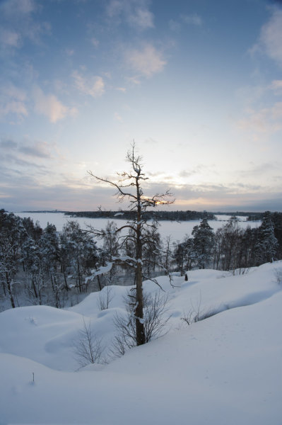 kuvailuhommat:  Winterview by ~silentsh0ut