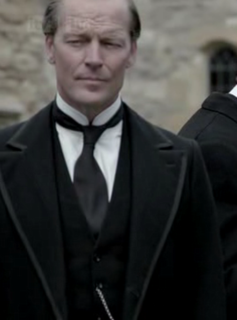 Sir Richard Carlisle: Good character, awesome villain.