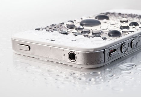 Waterproof iPhone details 'leaked'.