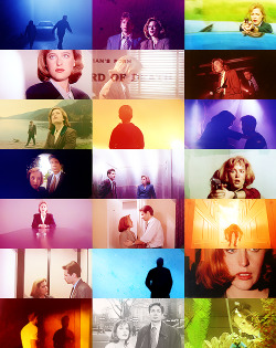 The X-Files; Season 1