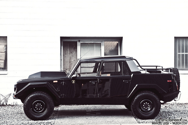wellisnthatnice:  Lamborghini LM002 by Marcel Lech on Flickr.