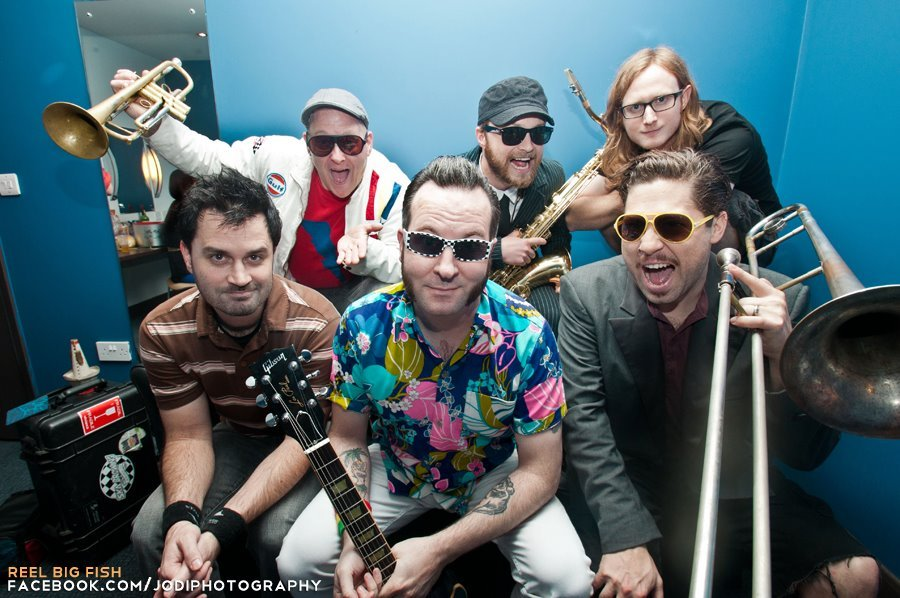 You can check out some fantastic photos from a recent Reel Big Fish gig in Birmingham by clicking the image provided! You can follow http://www.facebook.com/jodiphotography for more great photos!