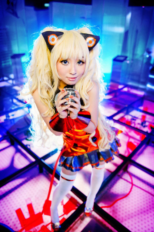 coscross:  Seeu - Vocaloid: cosplay