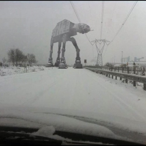 Taken with Instagram at Hoth