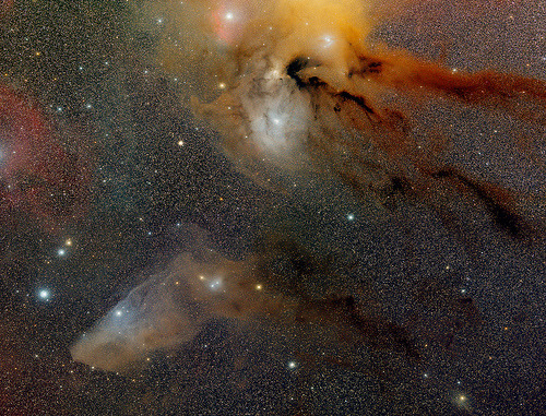 Flying Monsters of Scorpius (by yuriy.toropin)  goodnight/ good morning, flying tumblr monsters, everywhere <3