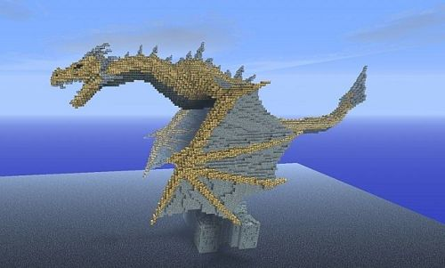mineofthecraft:  I want to make something skyrim-ish in Minecraft, Any ideas?