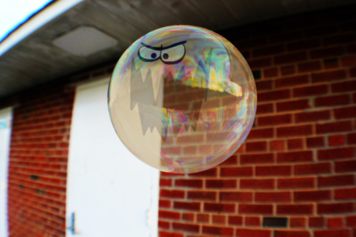 xakoypwnographik:  The Dirty Bubble D: