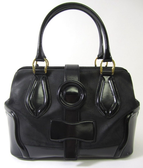 Ebay find of the day: Balenciaga doctor bag.