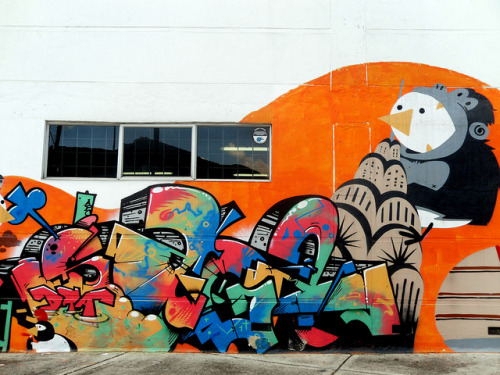 just-bomb-it:  Saga in Bogota, Colombia by LoisInWonderland on Flickr.