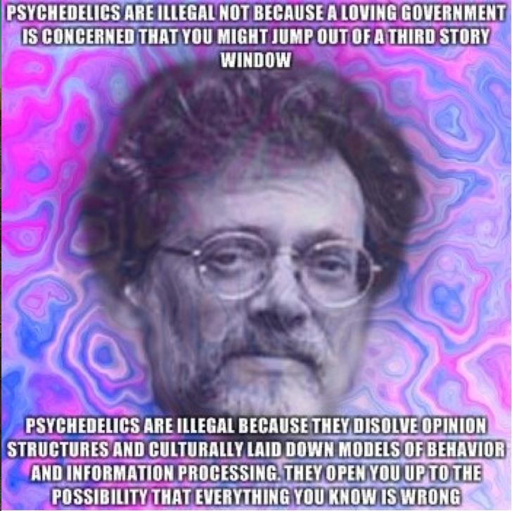 Psychedelics cause psychotic episodes in people who have never tried them.