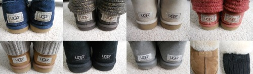 im thankful for each pair of uggs i own… but id be fine with having more:)