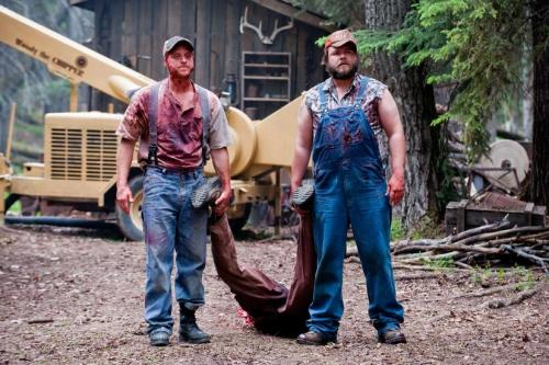 250 Films in 2012 Challenge: #014. Tucker & Dale Vs. Evil (Eli Craig, 2010)  As far as movies go, hardest I've laughed in a while.